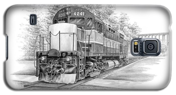 Brecksville Station - Cuyahoga Valley National Park Galaxy S5 Case