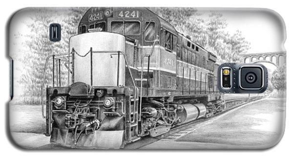 Brecksville Station - Cuyahoga Valley National Park Galaxy S5 Case