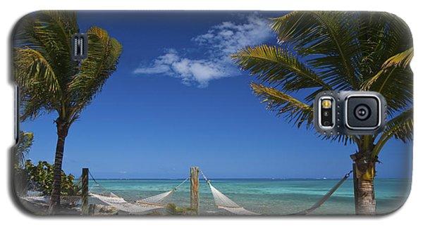 Breezy Island Life Galaxy S5 Case