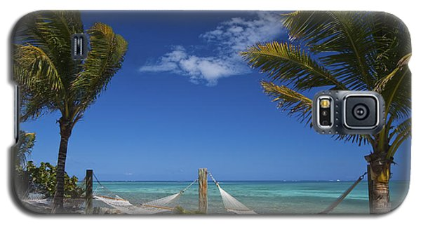 Breezy Island Life Galaxy S5 Case