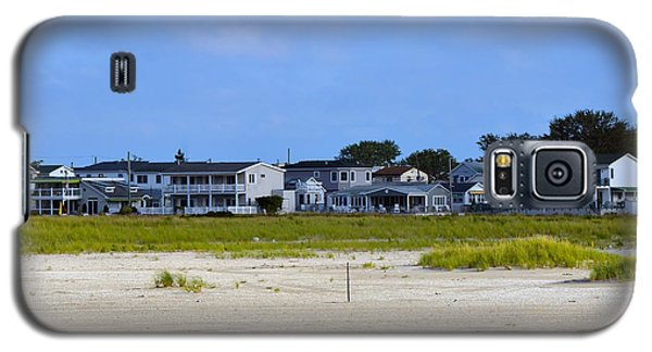 Breezy Point As Seen From Beach August 2012 Galaxy S5 Case