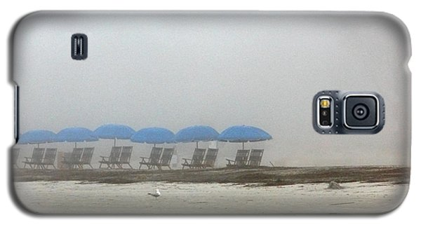 Galaxy S5 Case featuring the photograph 'brella Pattern by Kay Lovingood