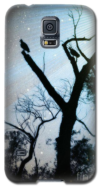 Galaxy S5 Case featuring the photograph Brevity Of Life Light Trail No. 4414f by Joe Finney