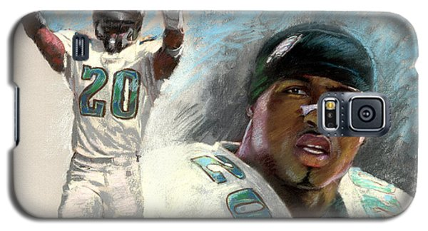 Brian Dawkins Galaxy S5 Case by Viola El