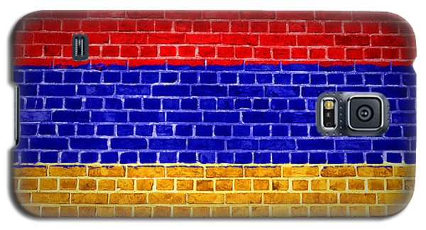 Brick Wall Armenia Galaxy S5 Case