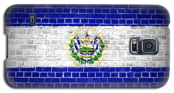 Brick Wall El Salvador Galaxy S5 Case
