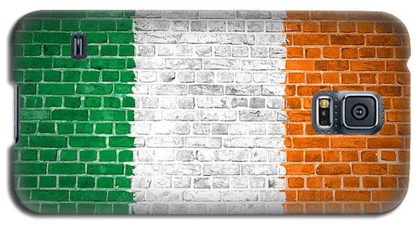 Brick Wall Ireland Galaxy S5 Case by Antony McAulay