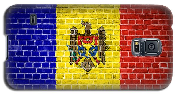 Brick Wall Moldova Galaxy S5 Case