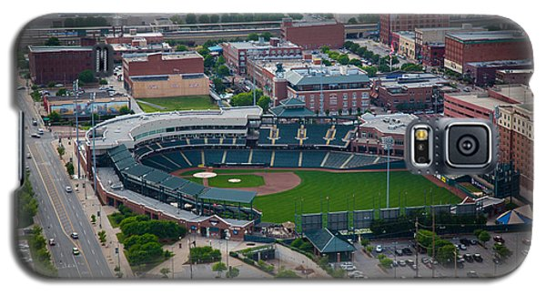 Bricktown Ballpark D Galaxy S5 Case