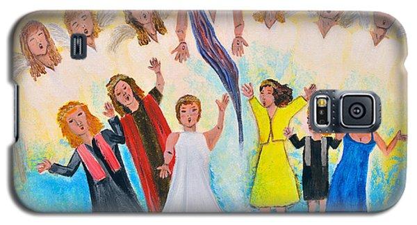 Bridal Invitation Galaxy S5 Case