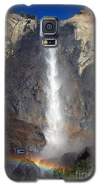 Bridalveil Falls Double Rainbow Galaxy S5 Case