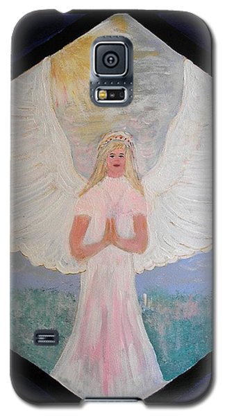 Angel In Prayer  Galaxy S5 Case
