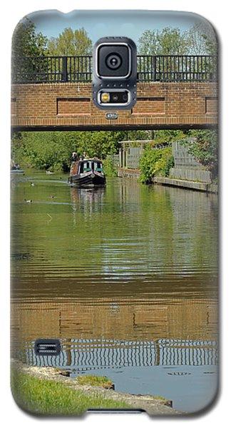 Bridge 238b Oxford Canal Galaxy S5 Case