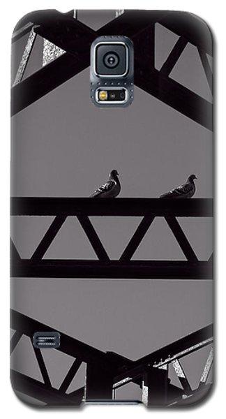 Bridge Abstract Galaxy S5 Case