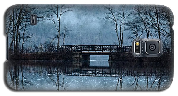 Bridge At Chocorua Galaxy S5 Case