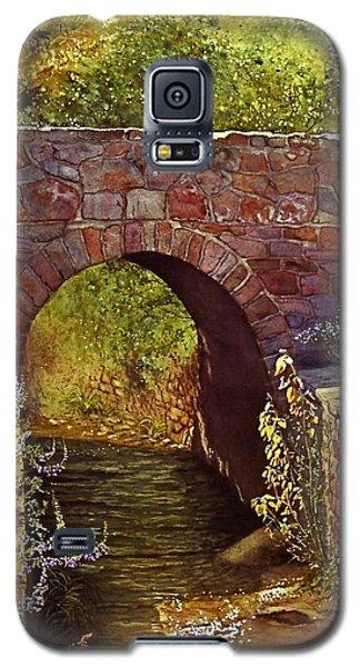Bridge At Manitou Springs Galaxy S5 Case