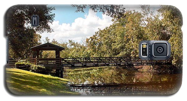 Bridge At Sawgrass Park Galaxy S5 Case