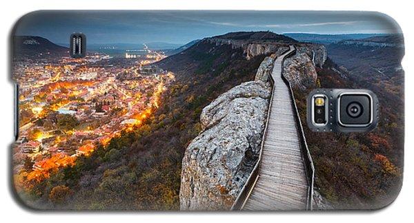 Bridge Between Epochs Galaxy S5 Case