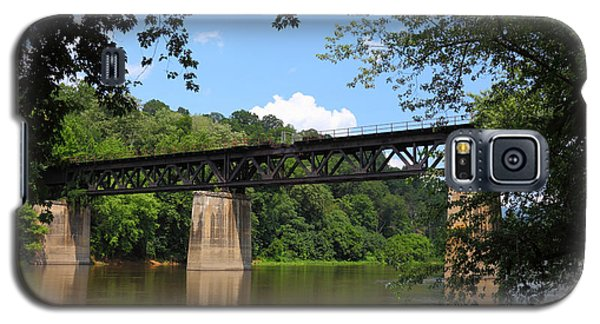 Bridge Crossing The Potomac River Galaxy S5 Case