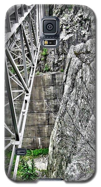 Bridge In Vermont Galaxy S5 Case