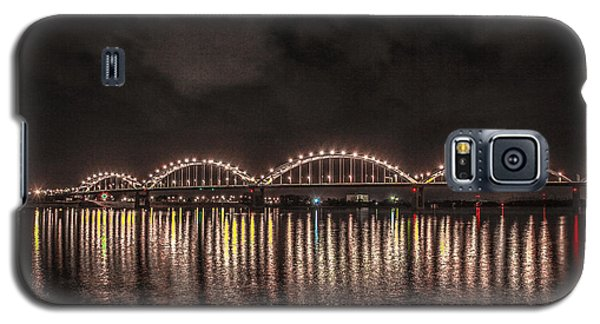 Bridge Lights Galaxy S5 Case by Ray Congrove