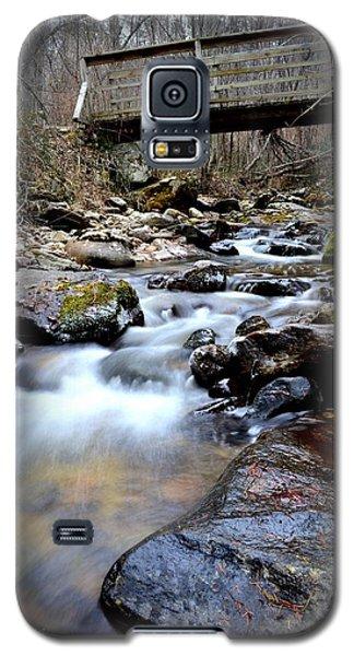 Bridge Over 3/22/2014  Galaxy S5 Case