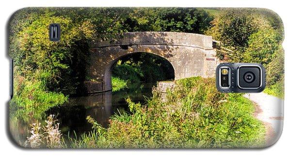 Bridge Over Still Waters Galaxy S5 Case