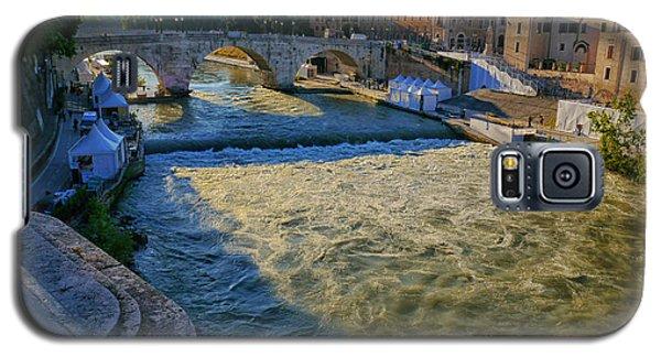 Bridge Over The River Galaxy S5 Case