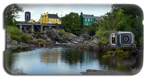 Bridge Over The River Sneem. Galaxy S5 Case by Terence Davis