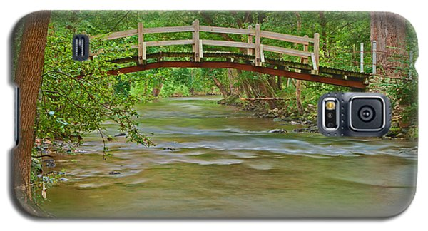 Bridge Over Valley Creek Galaxy S5 Case