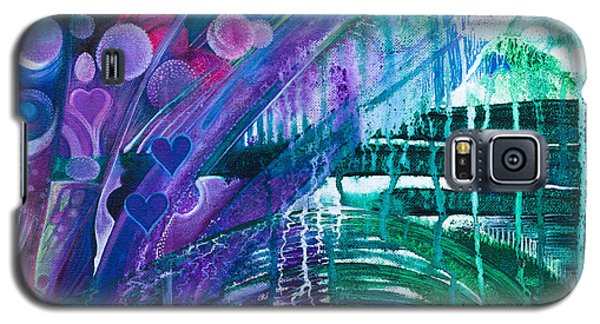 Bridge Park Galaxy S5 Case by Adria Trail