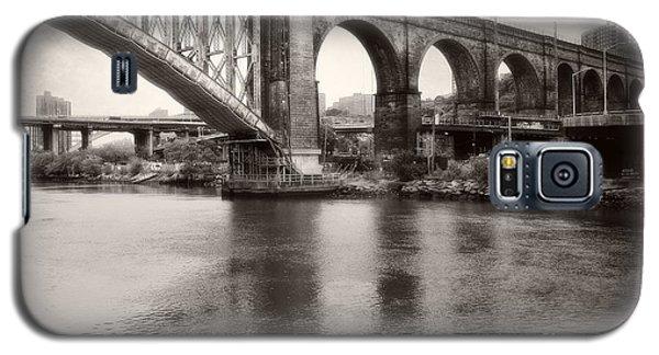 Bridge Reflections Galaxy S5 Case by Paul Cammarata