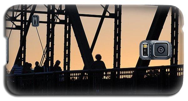 Bridge Scenes August - 2 Galaxy S5 Case