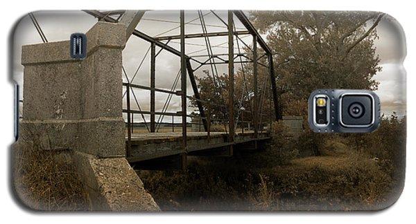 Bridge To Nowhere Galaxy S5 Case by Rebecca Davis