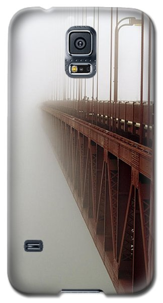 Bridge To Obscurity Galaxy S5 Case by Bill Gallagher