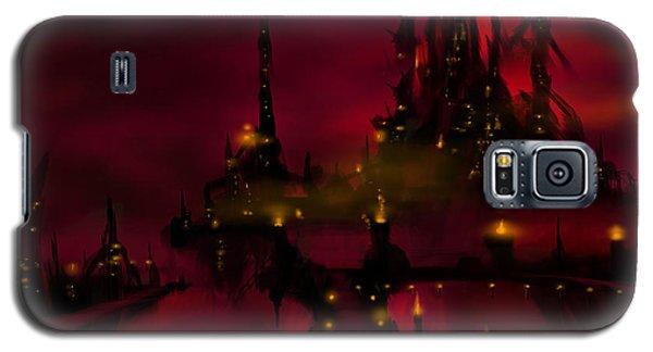 Bridge To Red Castle Galaxy S5 Case