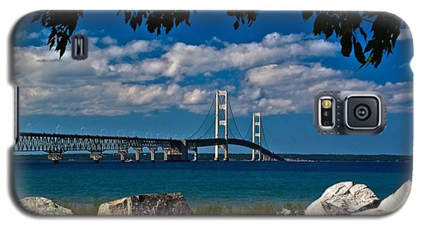 Bridge To The U.p. Galaxy S5 Case