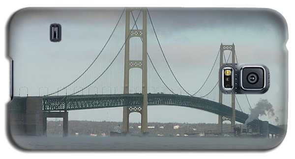 Bridge With Haze Galaxy S5 Case