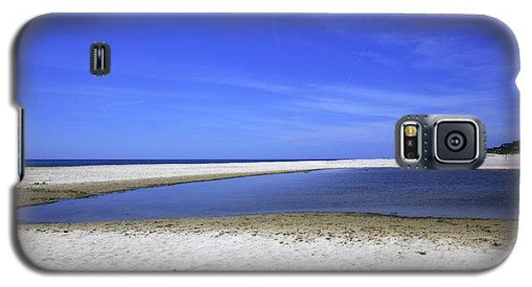 Bridgehampton Sky Galaxy S5 Case by Madeline Ellis