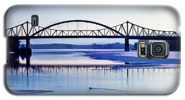 Bridges Over The Mississippi Galaxy S5 Case