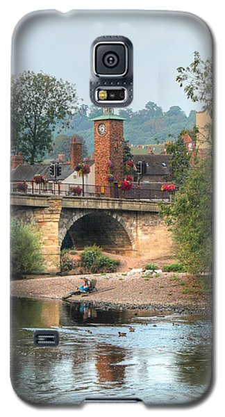 Bridgnorth Low Town  Galaxy S5 Case