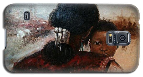 Bright Eyes Galaxy S5 Case by Lane Baxter
