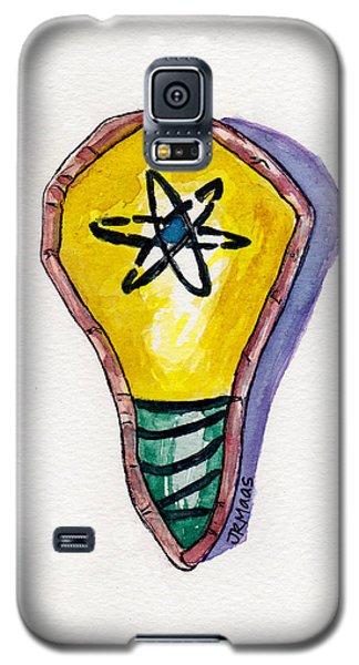 Bright Idea Galaxy S5 Case by Julie Maas