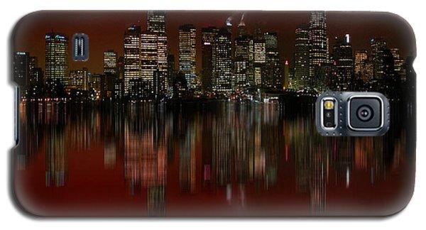 Bright Lights Galaxy S5 Case by Stuart Turnbull