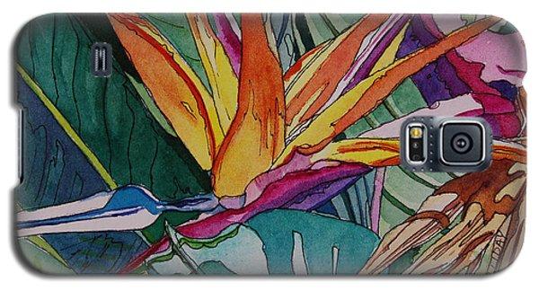 Brillant Bird Of Paradise Galaxy S5 Case