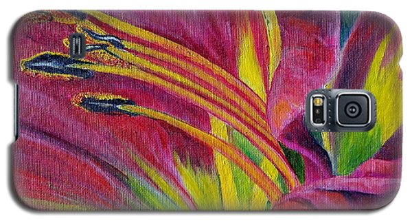Brilliance Within Galaxy S5 Case by Marilyn  McNish