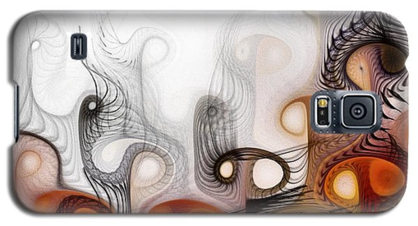 Galaxy S5 Case featuring the digital art Bringers Of Prophecy by NirvanaBlues