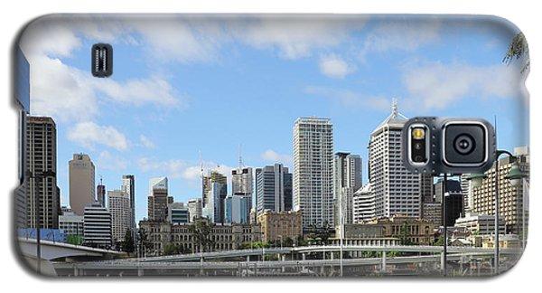 Brisbane City Galaxy S5 Case