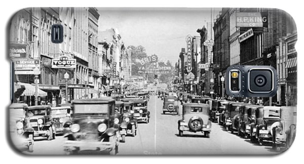 Bristol Virginia Tennessee State Street 1931 Galaxy S5 Case