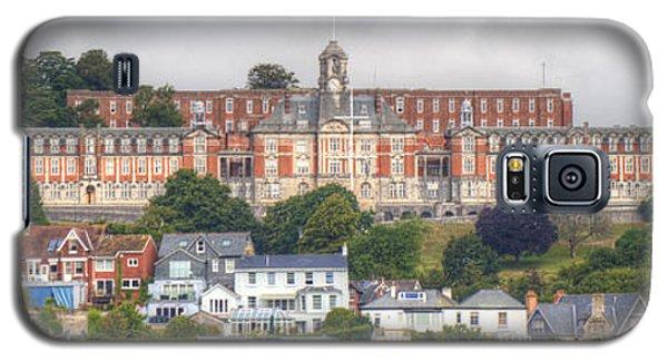 Britannia Royal Naval College Galaxy S5 Case
